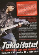 la revista Zona Joven con entrevista exclusiva a TH 3be783103186702