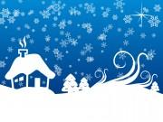 X-mas and New Year's vector set Рождественский и новогодний векторный сет.