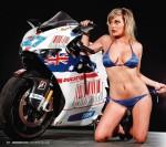 Rage Designs Stoner replica Ducati Desmosedici RR