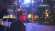 Simon Baker no Staple Center, em Los Angeles   9190c5115868085