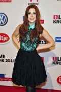 Лена Майер-Ландрут, фото 714. Lena Meyer-Landrut 1Live Krone Awards in Bochum, 08.12.2011, foto 714