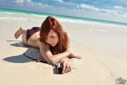 Ариэль Ребель, фото 2819. Ariel Rebel -Pink Star Bikini- (146 of 170), foto 2819