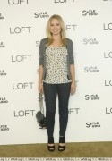 23 июня Кристен посетила вечеринку LOFT Fall 2010 Press Preview And...