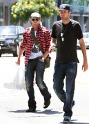 Kellan Lutz out shopping in Hollywood - July 29th, 2010 48492090792923