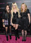 "Taylor Momsen & Madonna @ ""Material Girl"" Launch At Macy's Herald Square In New York City -September 22nd 2010- (HQ X4 &13) +Updated+"